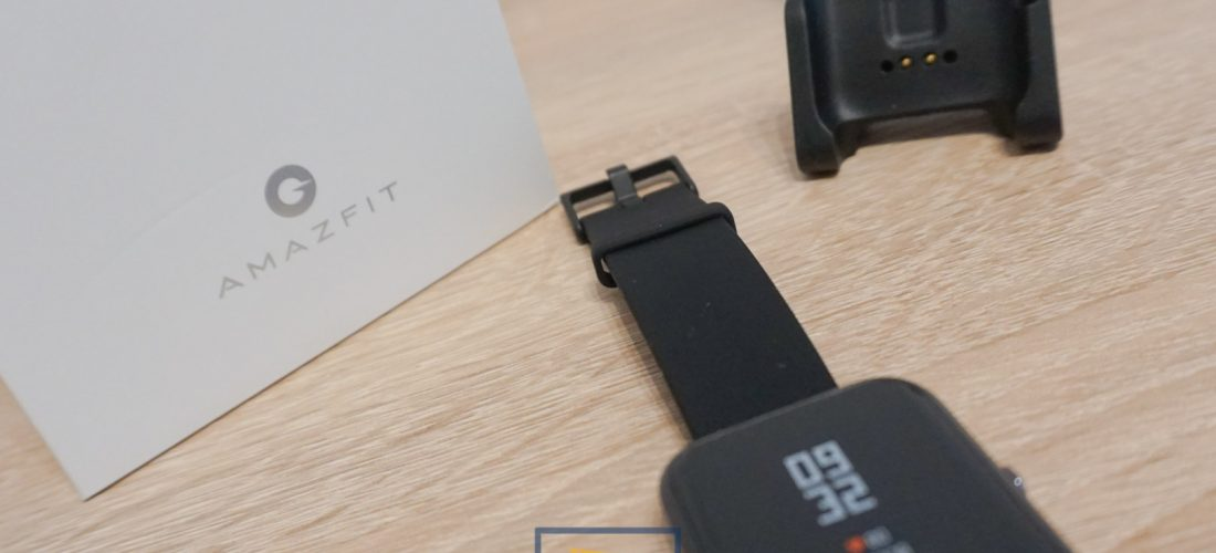 Review smartwatch Xiaomi Amazfit Bip